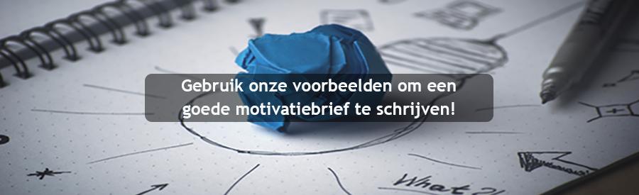 motivatiebrief-voorbeelden-gebruiken